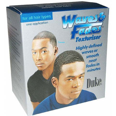 Duke Waves and Fades Texturizer - 1 application kit