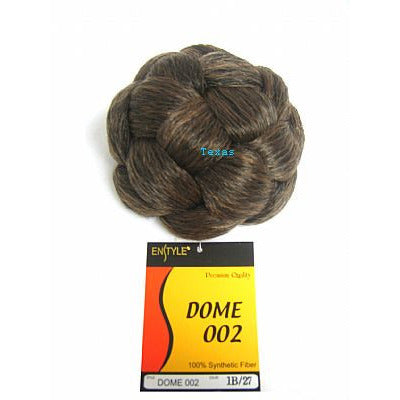 Enstyle DOME 002 Hair Accessory - 100% Synthetic Fiber