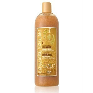 Fair and White Gold Ultimate Exfoliating Exfoliant Shower Gel - 31.8oz