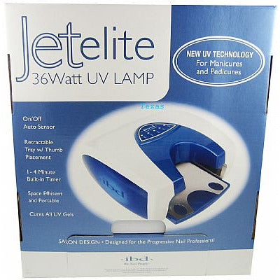 IBD Jet elite 36watt UV Lamp - Salon Design