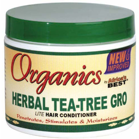Africa Best Originals HERBAL TEA-TREE GRO -  4 oz