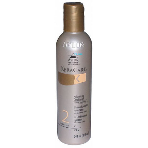 Keracare Moisturizing Conditioner for Color Treated Hair - 8oz bottle