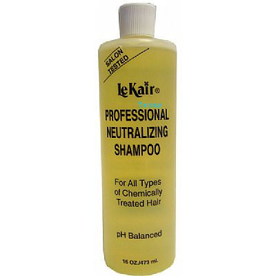Lekair Professional Neutralizing SHAMPOO - 16oz bottle