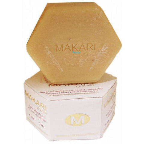 Makari Antiseptic Soap with 3 essential oils - 7oz # 840139