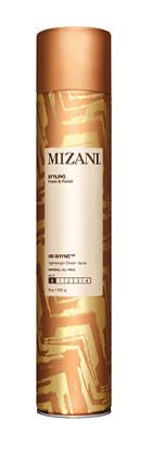 Mizani SHYNE Bodifying Sheen Spray - 9 oz aerosal