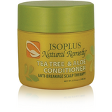 Isoplus Natural Remedy Tea Tree and Aloe Conditioner - 4oz jar