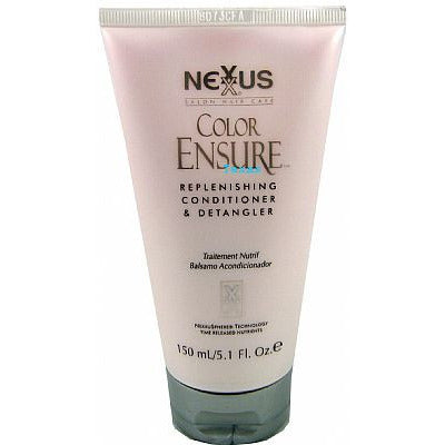 Nexxus COLOR ENSURE Replenshing Conditioner & Detangler - 5.1oz tube