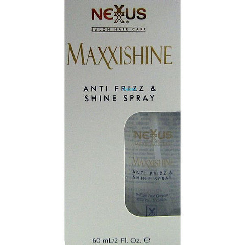 Nexxus MAXXISHINE Anti Frizz & Shine Spray - 2oz
