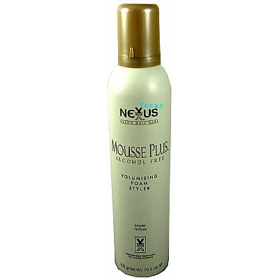 Nexxus MOUSSE PLUS Volumizing Foam Styler - 10.6oz