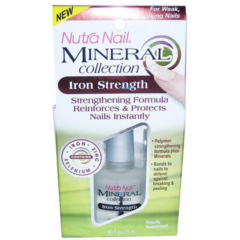 Nutra Nail Iron Strength - .5oz