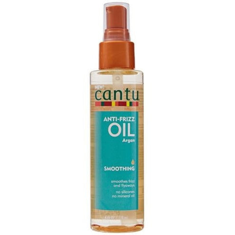 Cantu Anti-Frizz Smoothing Oil - 4oz