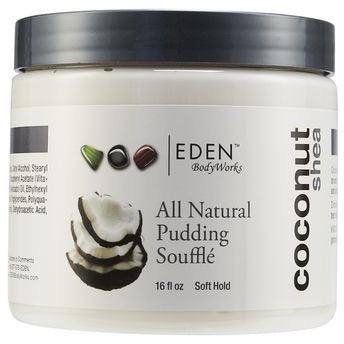 EDEN Body Works Coconut Shea All Natural Pudding Souffle - 16oz