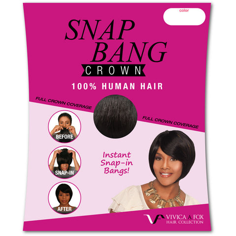 Snap Bang Crown by Vivica A. Fox