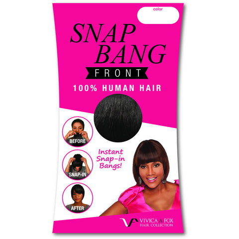 Snap Bang Front by Vivica A. Fox