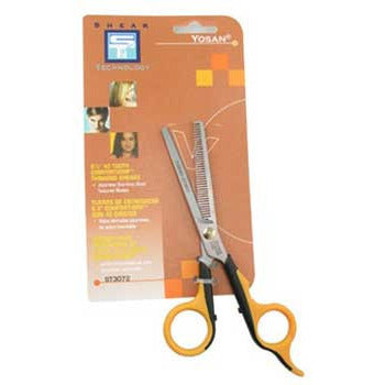 Yosan 6 1/2 Inch 40 Tooth Comfort-Grip Thinning Shears - ST3072