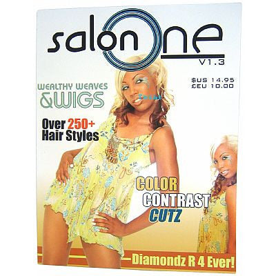 Salon One - Wealthy Weaves and Wigs - Salon Magazine - v 1.3