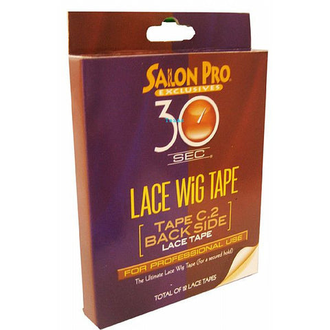 Salon Pro 30 Second LACE WIG TAPE Backside Lace tape #58595