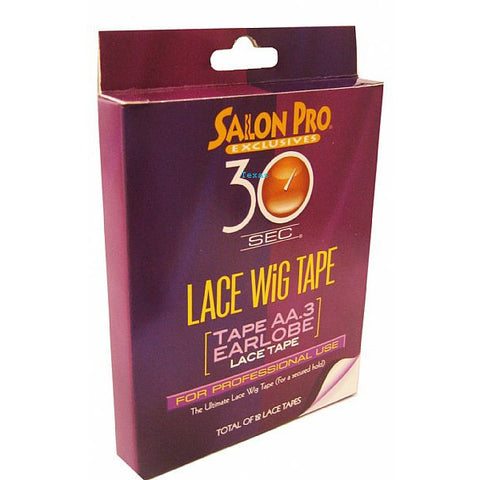 Salon Pro 30 Second LACE WIG TAPE Earlobe Lace tape #58594