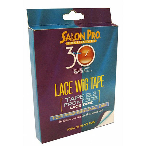 Salon Pro 30 Second LACE WIG TAPE Frontside Lace tape #58593