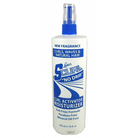 Scurl NO DRIP Activator Moisturizer Spray
