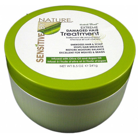 Sensitive by Nature Extreme Damaged Hair Treatment - 8.5oz jar