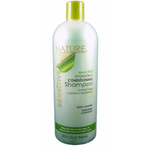 Sensitive by Nature Hydrating Conditioning Shampoo - 32oz bottle