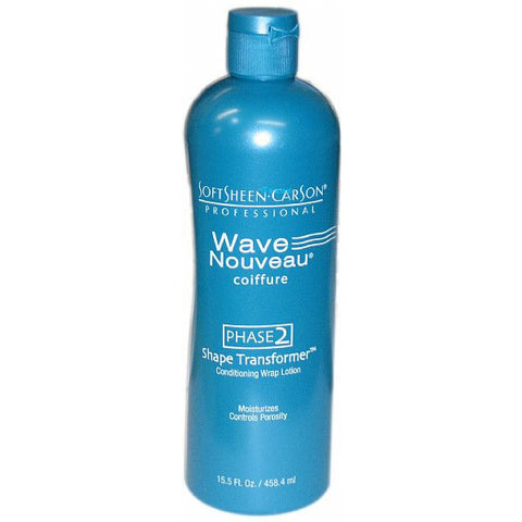 SoftSheen Wave Nouveau - Shape Transformer - Phase 2 - 15.5 fl oz bottle