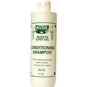 Spanish Sur-Gro Roots Super Gro CONDITIONING SHAMPOO - 8oz bottle