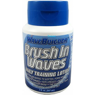 Spartan WaveBuilder Brush In Waves Daily Training Lotion - 7oz bottle