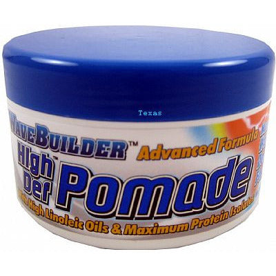 Spartan WaveBuilder High Def Pomade - 3.5oz jar