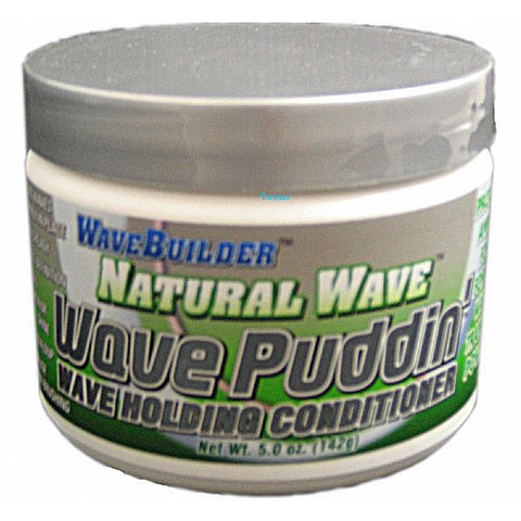 Spartan WaveBuilder Natural Wave Wave Puddin Wave Holding Conditioner - 5oz jar
