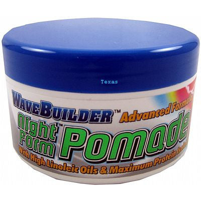 Spartan WaveBuilder Night Form Pomade - 3.5oz jar