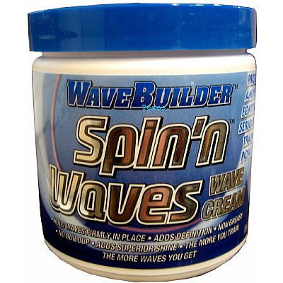 Spartan WaveBuilder SPIN N WAVES WAVE CREAM - 8oz jar #35608