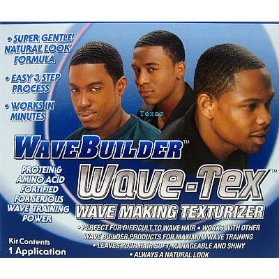 Spartan WaveBuilder WAVE TEX Wave Making Texturizer Kit #30399