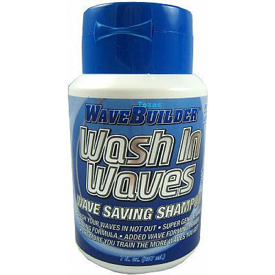 Spartan WaveBuilder Wash in Waves Wave Saving Shampoo - 7oz bottle