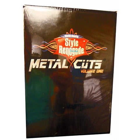 Style Renegade Metal Cuts DVD - Volume One