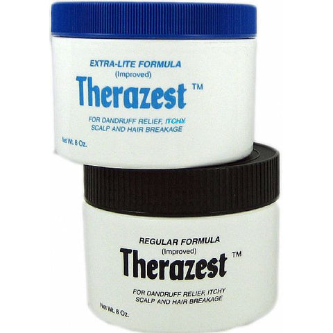 Therazest Scalp and Hair - 8oz jar