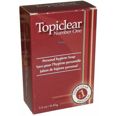 Topiclear NUMBER ONE Hygiene Soap - 3oz