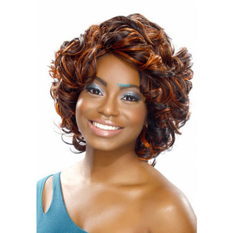 TruHair HALLE WAVE - 3pc Short Series - 100% Premium Human Hair Blend