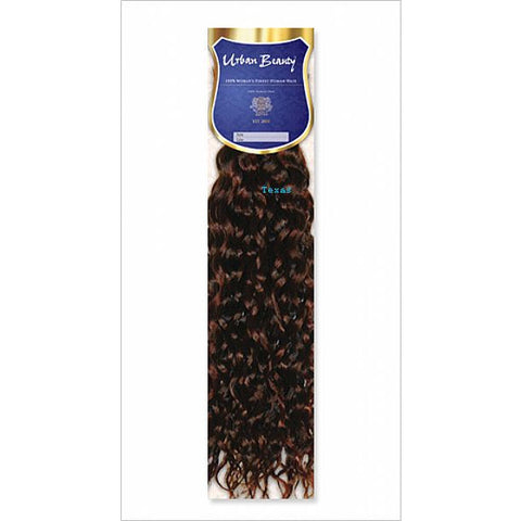 Urban Beauty SPANISH BULK - 100% Human Braiding Hair - 16-18inch