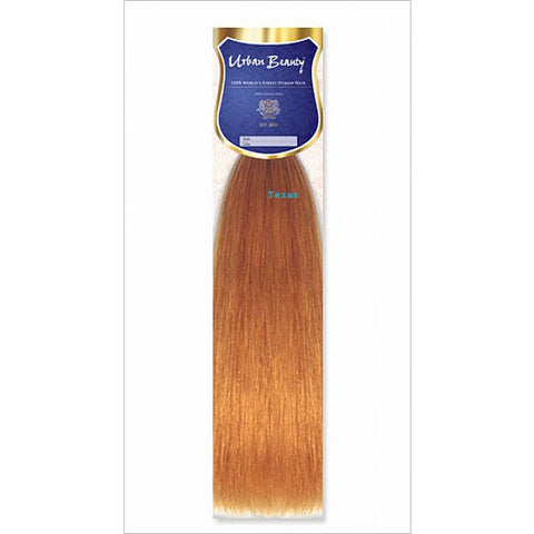 Urban Beauty STRAIGHT BULK - 100% Human Braiding Hair - 16inch