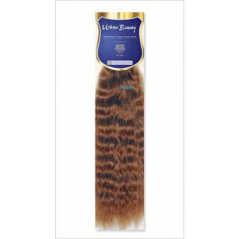 Urban Beauty SUPER BULK - 100% Human Braiding Hair - 16inch