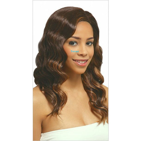 Urban Beauty Wig Box AUBREE - 100% Human Hair - Hair wig