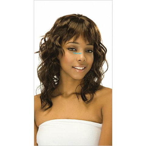 Urban Beauty Wig Box CRYSTAL - Full Wig - Premium Synthetic Hair