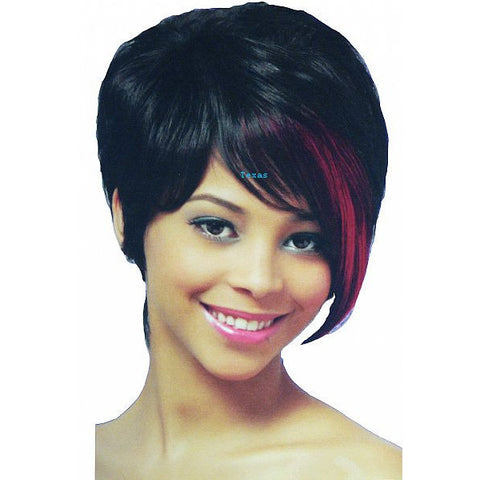 Urban Beauty Wig Box ROSE - 100% Human Hair - Hair wig