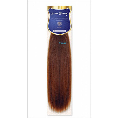 Urban Beauty YAKI BULK - 100% Human Braiding Hair -16inch