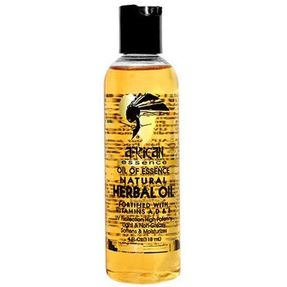African Essence OIL OF ESSENCE Natural Herbal Oil - 4oz bottle