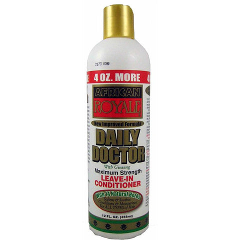 African Royale DAILY DOCTOR with Ginseng - 12oz bottle