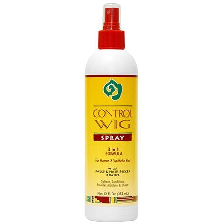 African Essence CONTROL WIG SPRAY - 12oz spray