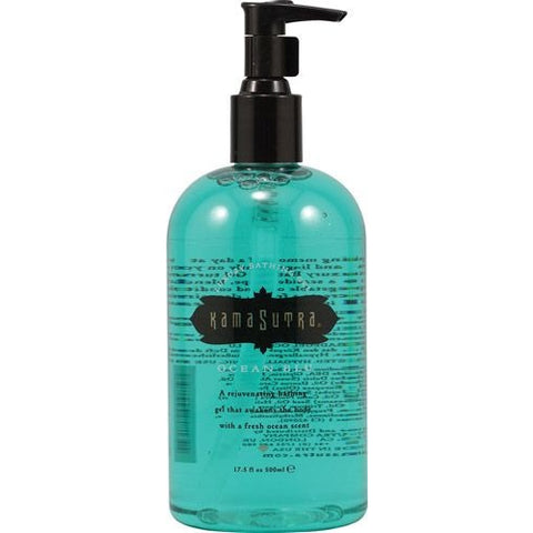 Kama Sutra Luxury Bathing gel - Ocean Blu - 17.5oz